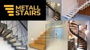 Металлические лестницы в Москве и Московской области